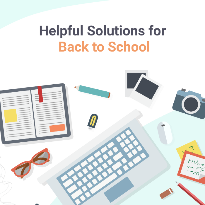 Helpful Solutions for Back to School 2020