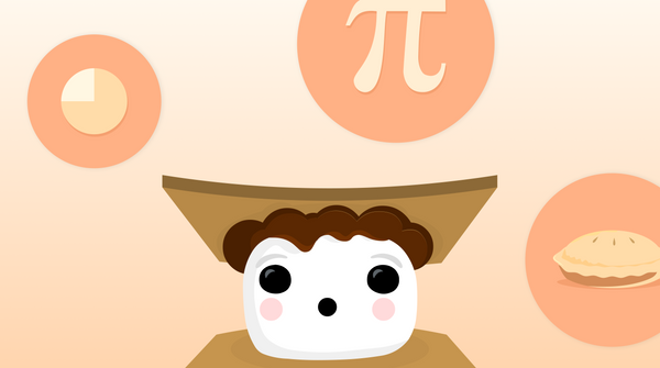 Smore's Monthly Theme Templates: Pi Day!