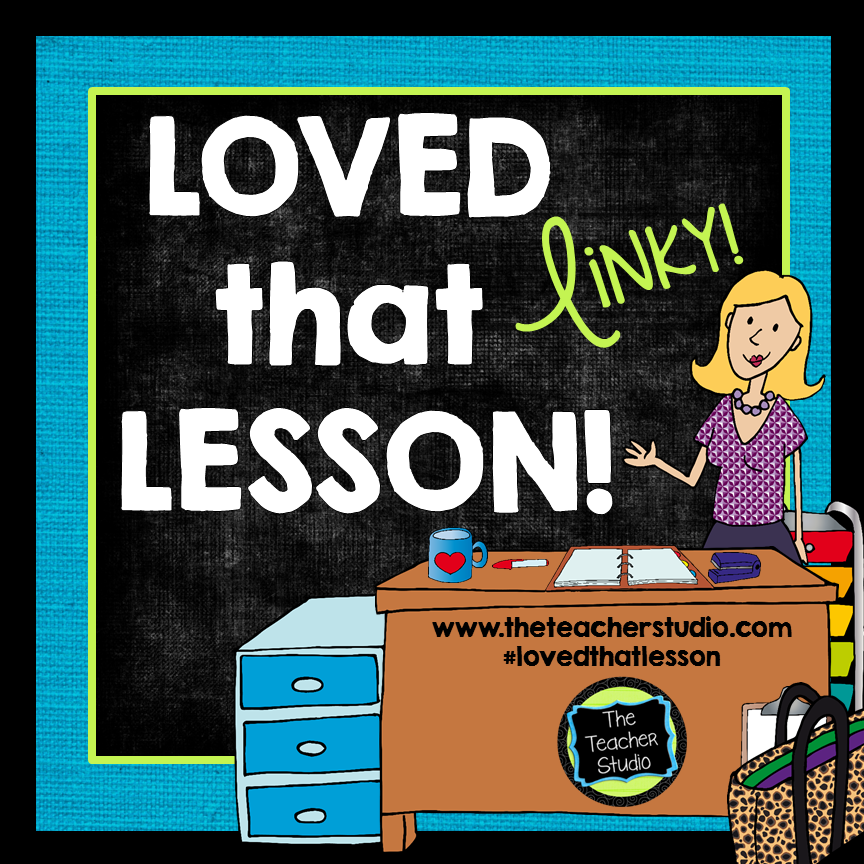 The Teacher Studio: Learning, Thinking, Creating: Loved That Lesson!  November