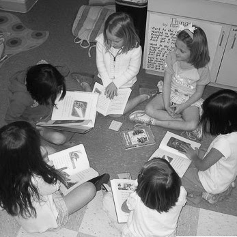 Guided Reading Vs. Strategy Group