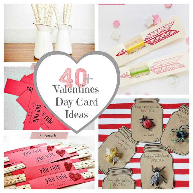 40+ Valentines Day Card Ideas & Gifts for Classmates - The Crafted Sparrow