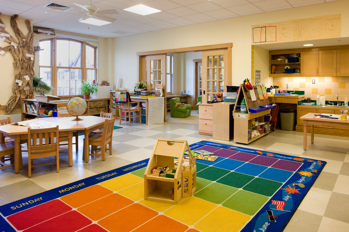 Life of an Educator: What if all classrooms were like Kindergarten classrooms?