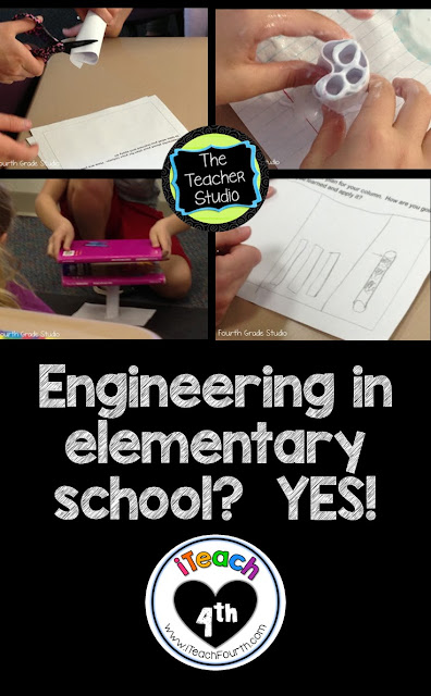 iTeach Fourth: 4th Grade Teaching Resources: Elementary Engineering