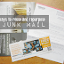 Kanelstrand Simple Living: 25 Ways to Reuse and Repurpose Junk Mail