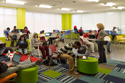 A Principal's Reflections: Pillars of Digital Leadership Series: Rethinking Learning Spaces and Environments