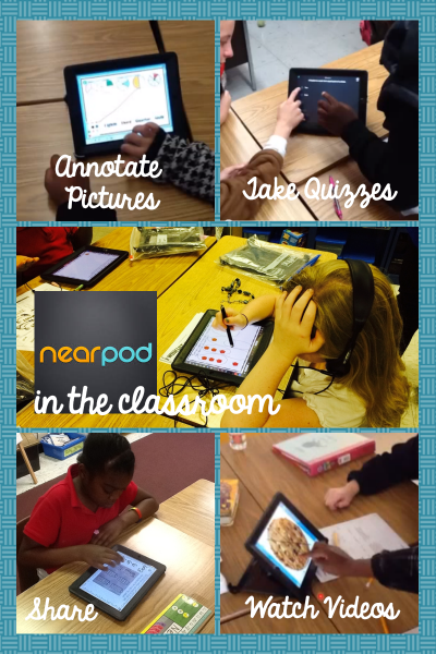 Corkboard Connections: 5 Reasons to Use Nearpod in the Classroom