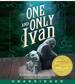 Reading4Fun+Learning: The One and Only Ivan Review