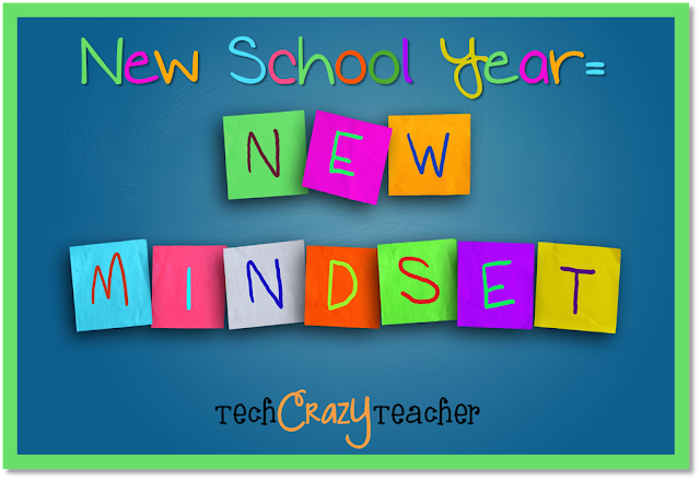 Classroom Tested Resources: New School Year= New Mindset