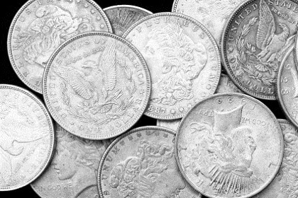 Finance & Investment Tips For Small Business: How Much Silver is in a Silver Dollar- Determine the Value of Your Coins