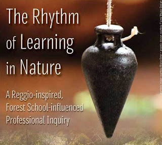 Wonders in Kindergarten: The Rhythm of Learning in Nature