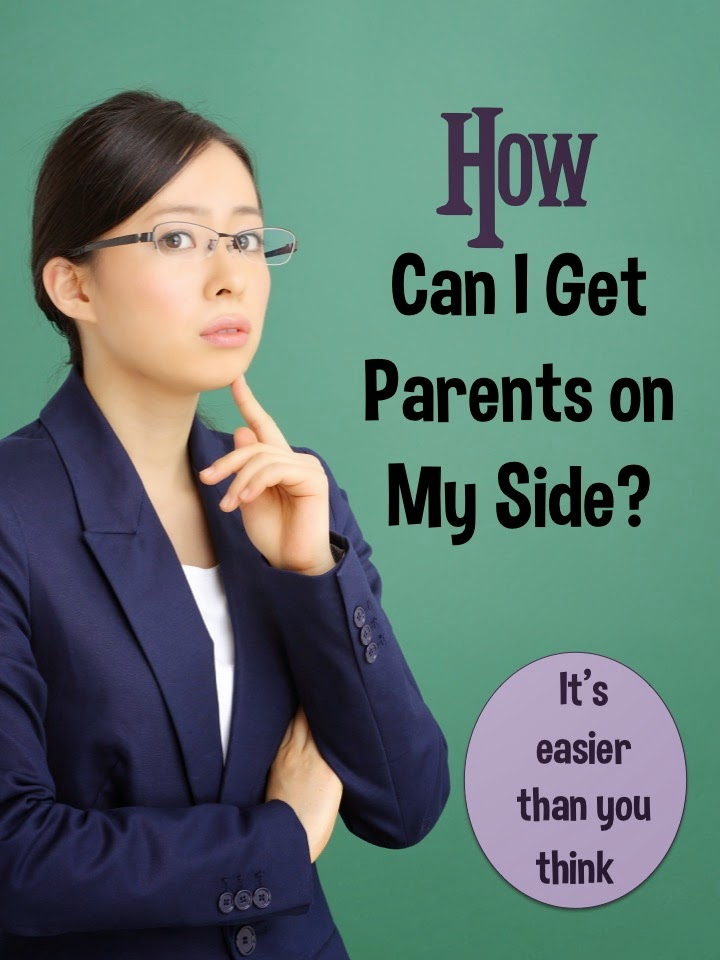 Dragon's Den Curriculum: How Can I Get Parents on My Side?