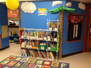 First Grade Spies: Classroom Library Organization
