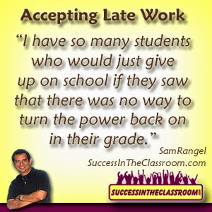 Life of an Educator: Does late work deserve a reduced grade?