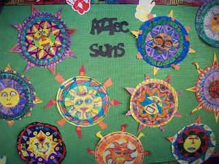 Aztec Calendars Sun Lessons Tes Teach