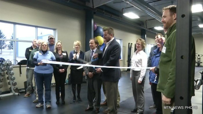 Great Falls Central Catholic High School unveils new fitness center