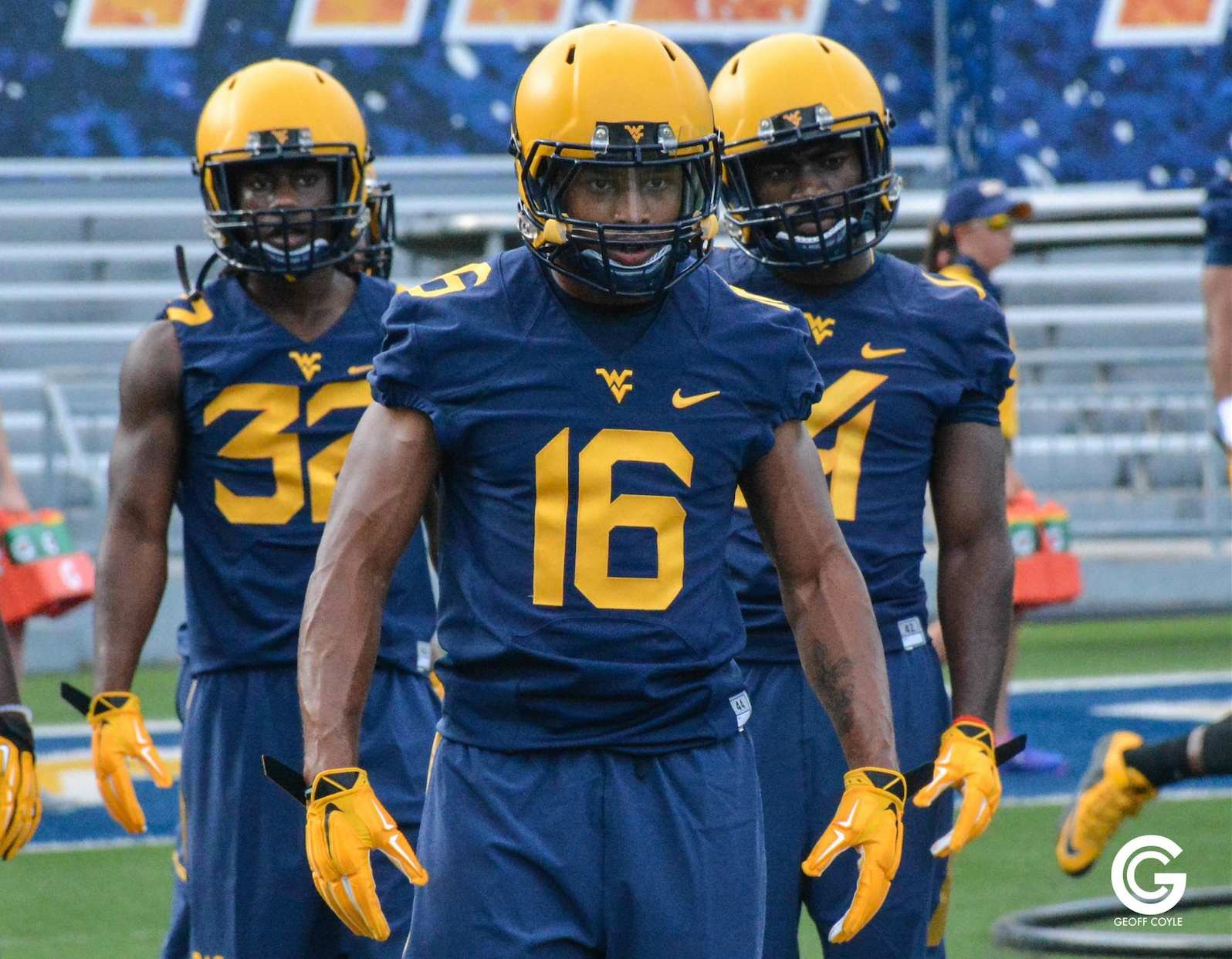 Terrell Chestnut Sets High Standards On and Off Field for WVU