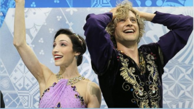 Video: What's Next for Meryl Davis and Charlie White?