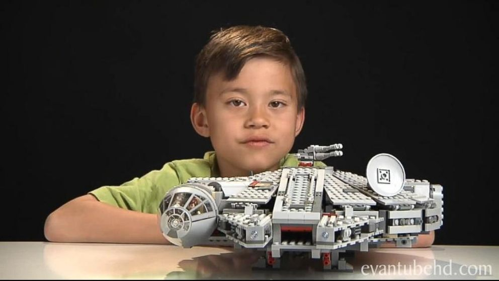 Video: Young Boy's Toy and Game Reviews an Internet Hit