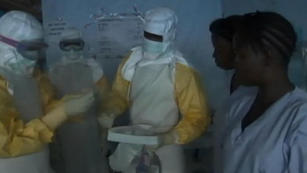 Video: Deadliest Outbreak of Ebola on Record