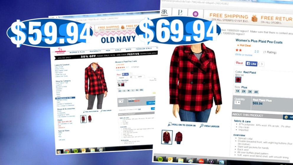 Video: Old Navy Under Fire for Alleged Sexism, 'Size-ism'
