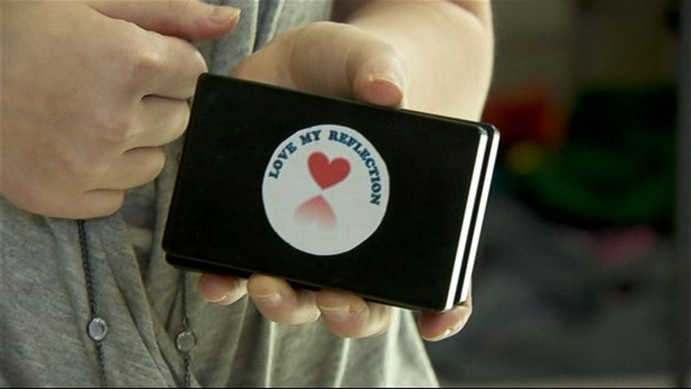 Video: Compact Mirror Messages Help Boost Girls' Self-Esteem