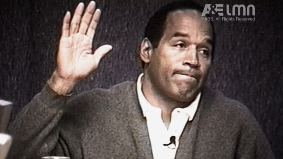 7 Shocking Things O.J. Said in Rarely Seen Deposition Tapes