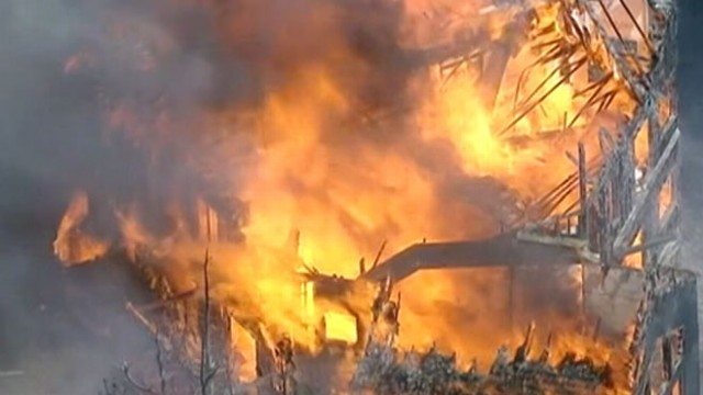 Video: More Wildfires Scorch Western United States