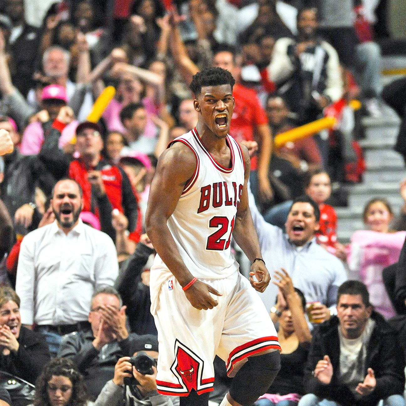 Jimmy Butler's unusual path to becoming a star