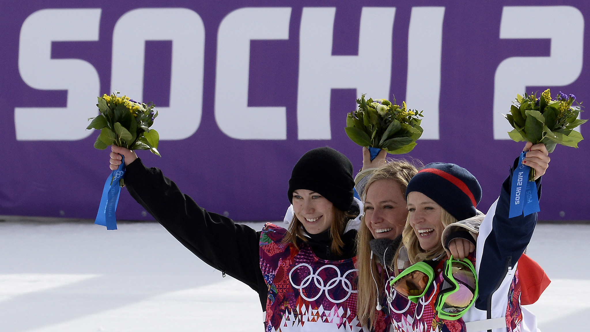 Anderson helps U.S. sweep slopestyle gold