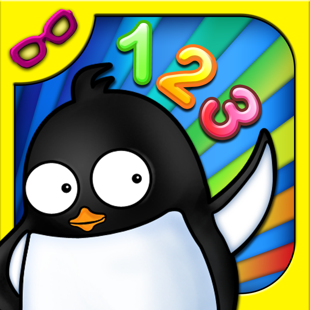 Penguin Pre-K: Preschool Numbers, Letters, Colors, Matching, and Math