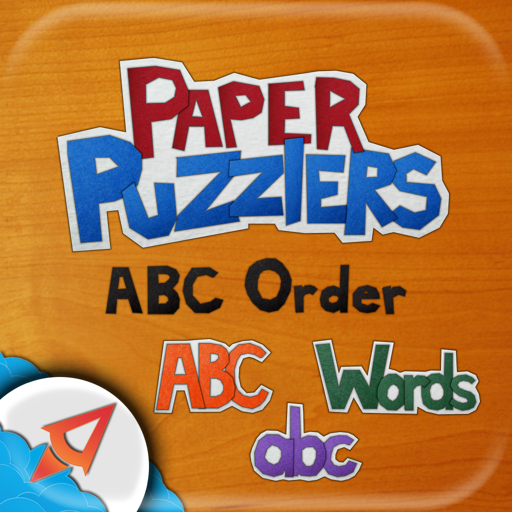 Paper Puzzlers: ABC Order