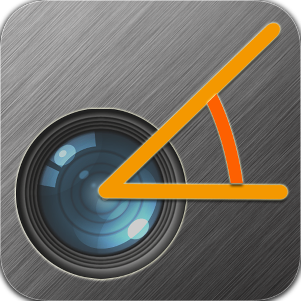 Camera Protractor - Protractor + Rule can measure real life objects