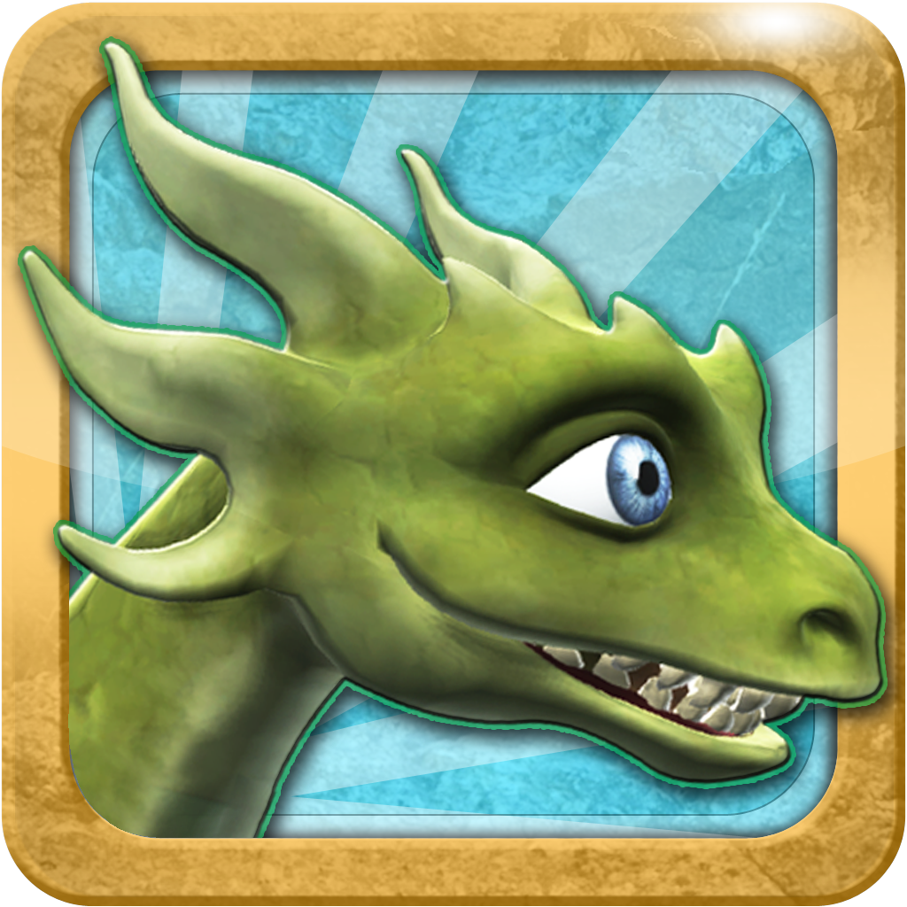 My Cool 3D Dragon - Virtual Toy Augmented Reality My Pet Dragon Game