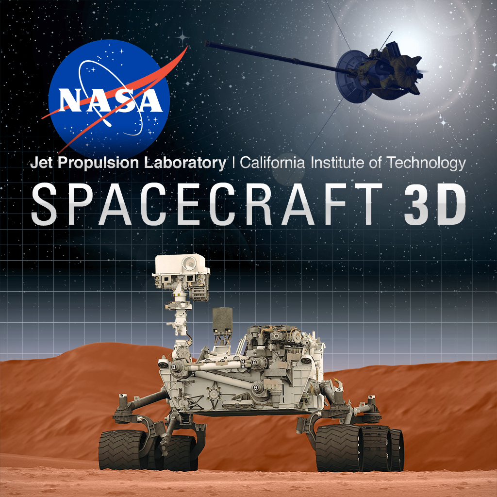 Spacecraft 3D