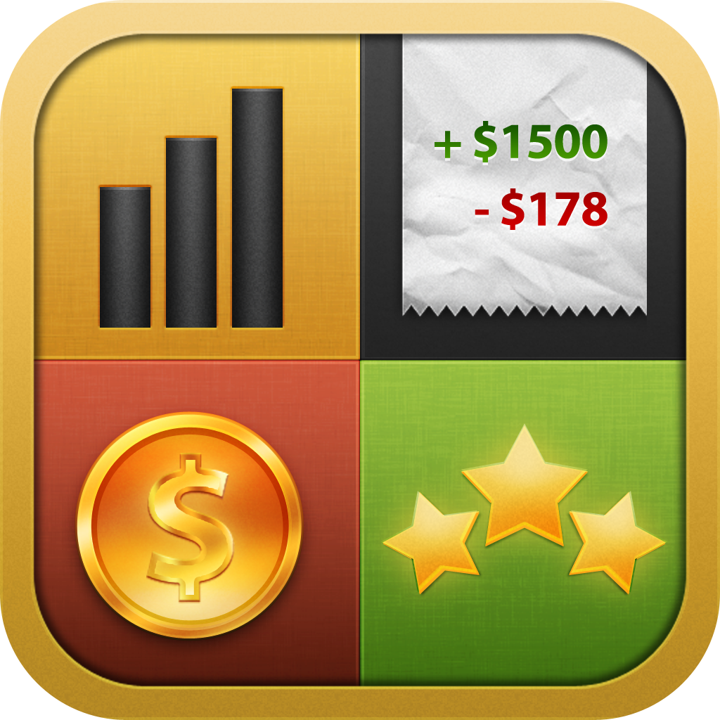 CoinKeeper HD: personal finance app for budget, bills and expense tracking