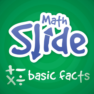 Math Slide: Basic Facts School Edition