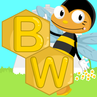 Buzz Words - Learn to spell...with Bees!