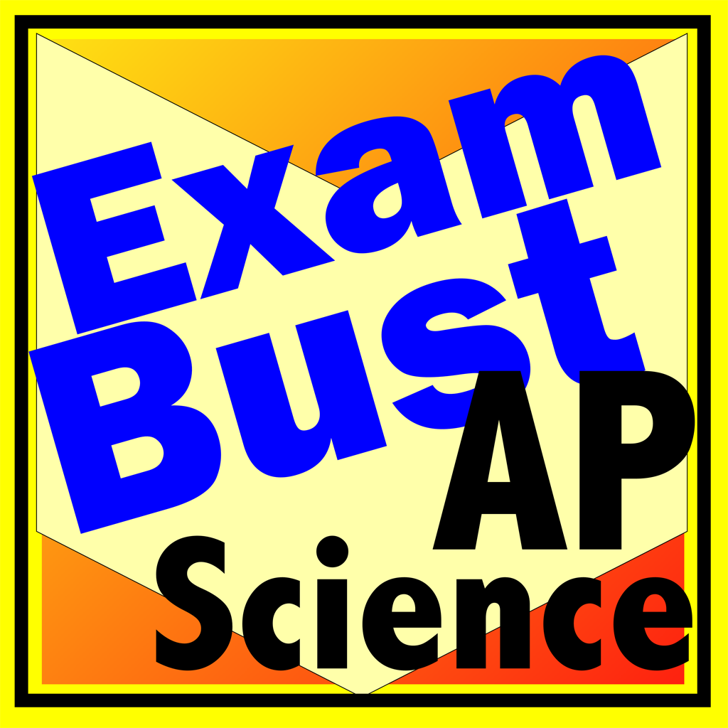 AP Biology, Chemistry, Physics, Flashcards Exambusters