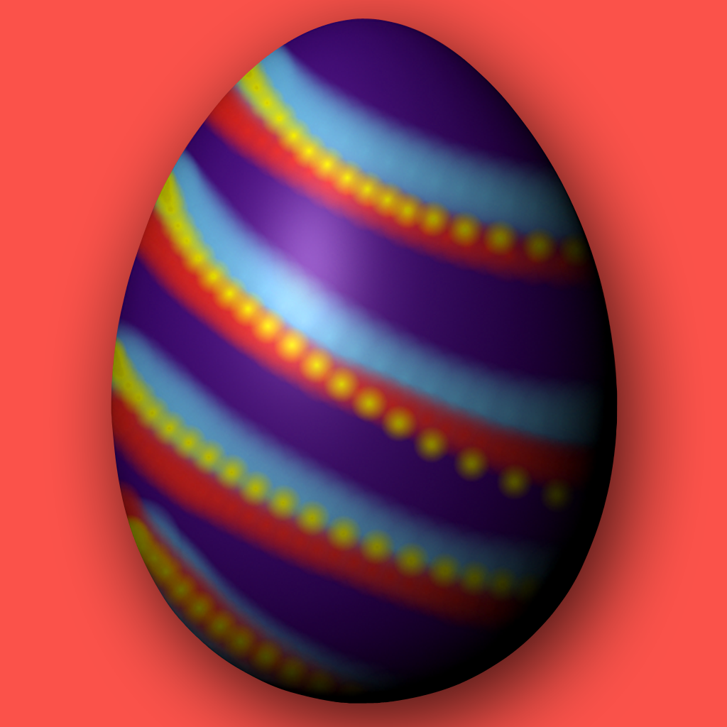 Paint Easter Egg HD