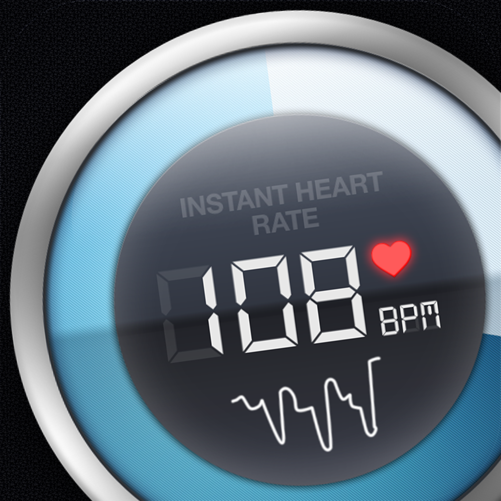 Instant Heart Rate - Heart Rate Monitor by Azumio