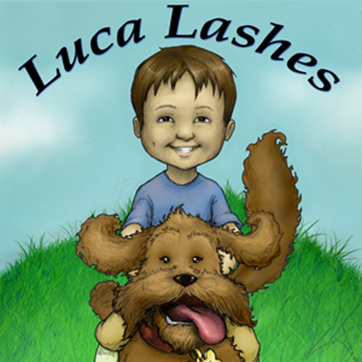 Luca Lashes The Brown-Eyed Boy with Magic Eyelashes