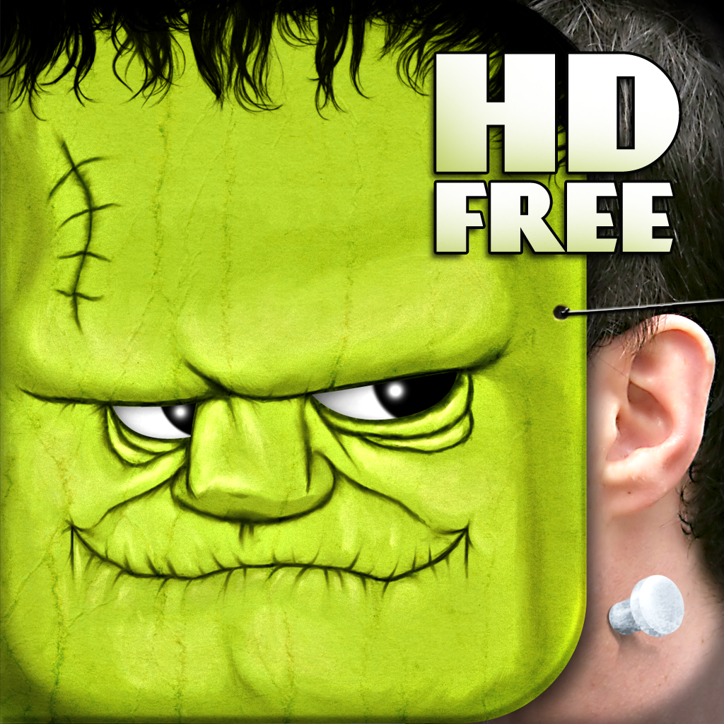 Mask Mania HD Free - Funny Face Maker