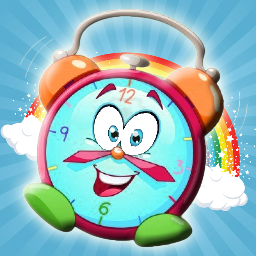 Clock Time for Kids