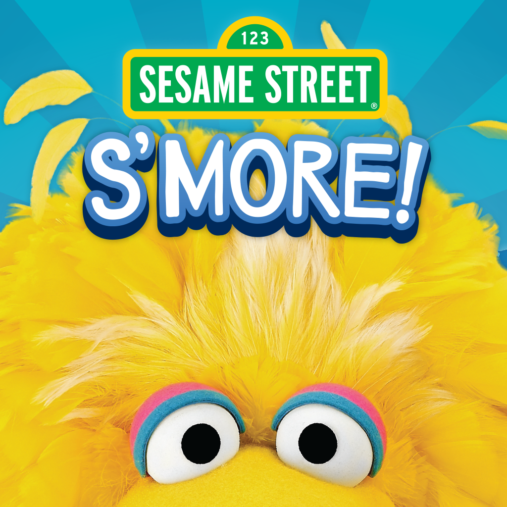 Sesame Street S'More! The Digital Magazine for Kids