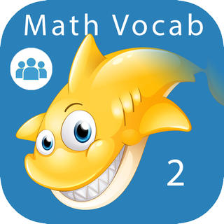 Math Vocab 2 - Fun Learning Game for Improved Math Comprehension: School Edition