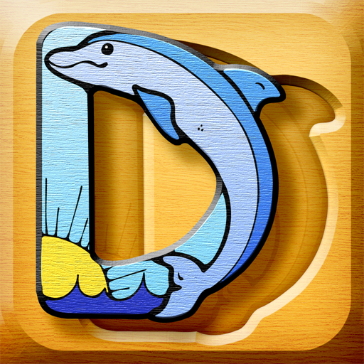 Tizzy Animal Alphabet Puzzles HD