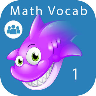 Math Vocab 1 - Fun Learning Game for Improved Math Comprehension: School Edition