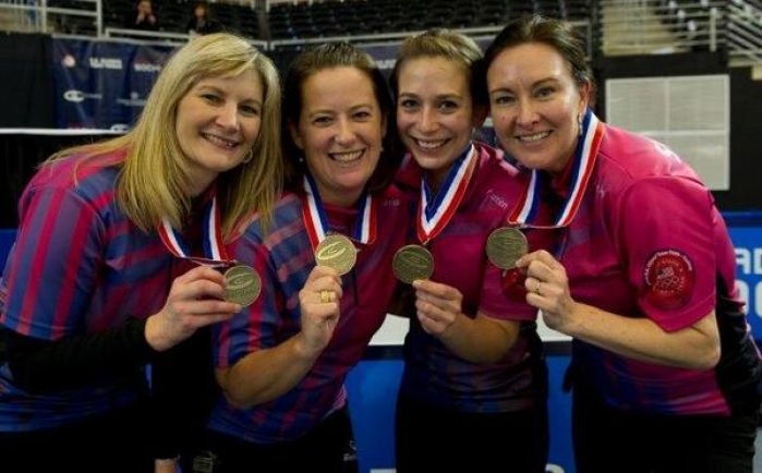 Curling: It's back to the Olympics for Erika Brown Rink