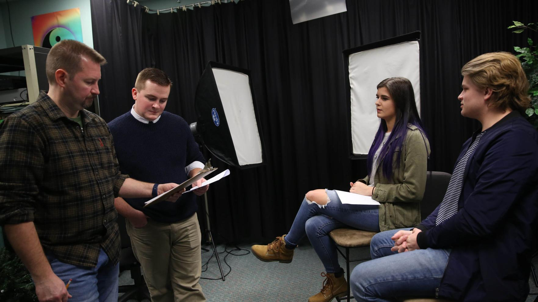 Porter County students sweep Midwest video contest