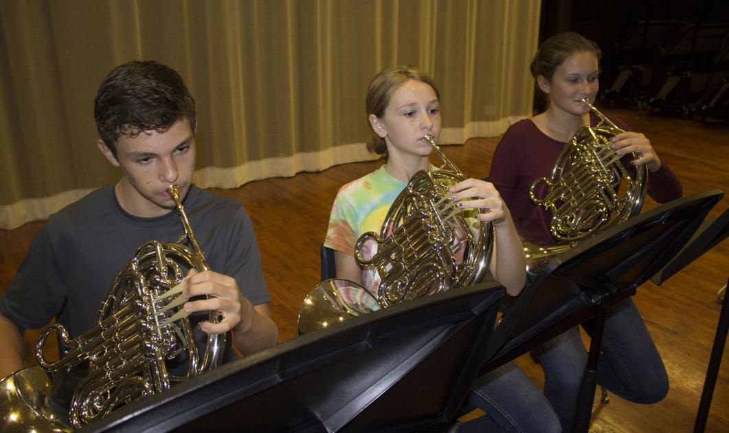 Paulding middle school musicians raising funds for Carnegie Hall concert